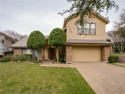 Plano Single Family Home For Sale: 5509 Anglebluff Place