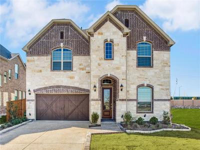 Frisco Single Family Home For Sale: 6371 Culverdale Lane