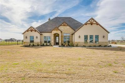 Single Family Home For Sale: 8100 County Road 1231