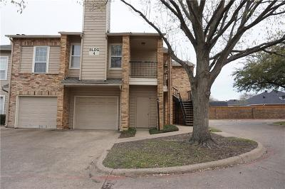 Plano Townhouse For Sale: 1700 Amelia Circle #416