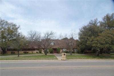 Cleburne Single Family Home For Sale: 1208 W Westhill Drive