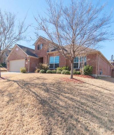 McKinney Single Family Home For Sale: 617 Fortinbras Drive