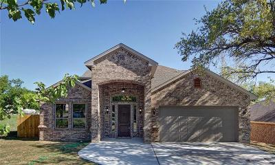 Weatherford Single Family Home For Sale: 801 E 2nd Street