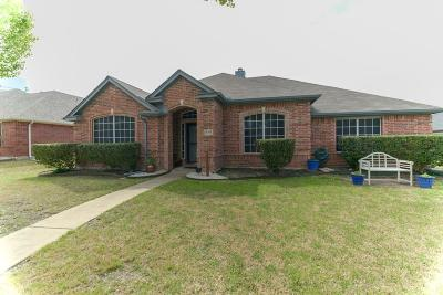 Richardson Single Family Home For Sale: 5418 Carrington Drive