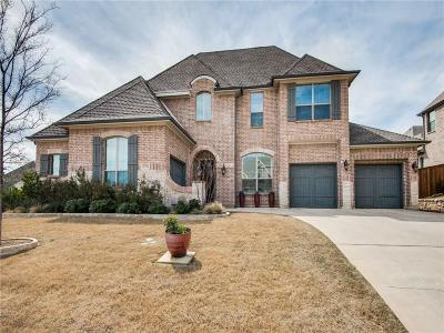 Flower Mound Single Family Home For Sale: 6701 Oak Knoll Road