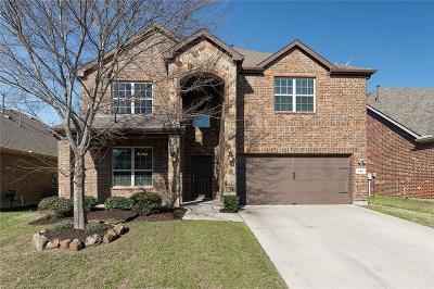 McKinney Single Family Home For Sale: 412 Hideaway Road