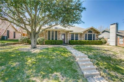 Frisco Single Family Home For Sale: 8291 Rock Brook Street