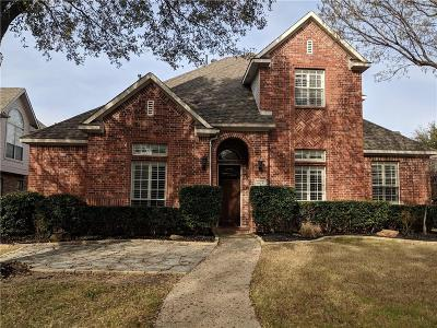 Collin County Single Family Home For Sale: 5925 Westmont Drive