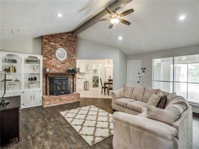 Fort Worth Single Family Home For Sale: 505 Candlewood Road