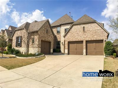 Frisco Residential Lease For Lease: 1598 Tumbling River Drive