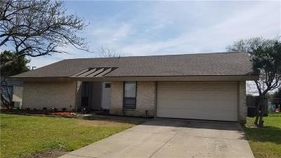 Richardson Single Family Home For Sale: 2114 Sunrise Trail