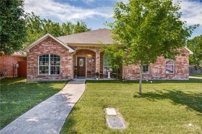 Irving Single Family Home For Sale: 1576 Angie Lane