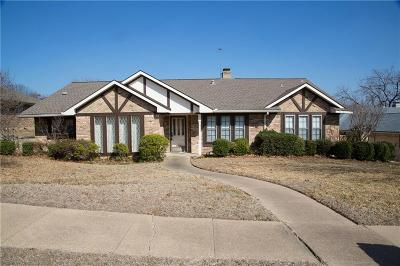 Garland Single Family Home For Sale: 3004 Apple Valley Drive