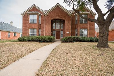 Plano Single Family Home For Sale: 8616 Crested Cove Court