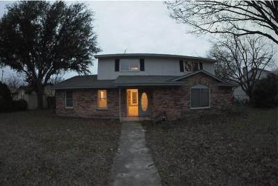 Richardson Single Family Home For Sale: 1813 N Floyd Road