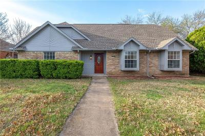 Allen Single Family Home For Sale: 916 Rivercrest