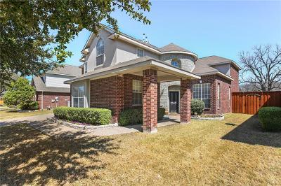 Plano Single Family Home Active Contingent: 9408 Longview Drive