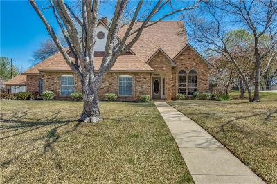 Keller Single Family Home For Sale: 1141 Oak Bend Lane