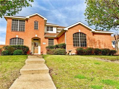 Forney Single Family Home For Sale: 1107 Buckingham Drive