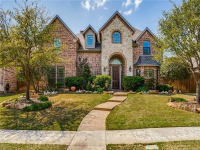 Frisco Single Family Home Active Option Contract: 11257 Lamar Lane