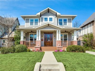 Single Family Home For Sale: 5547 Miller Avenue