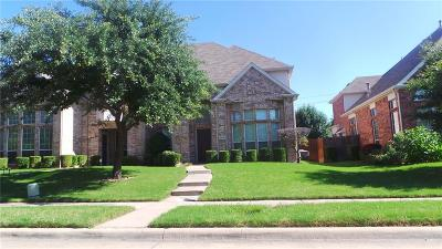 Frisco Residential Lease For Lease: 11516 Chaucer Drive