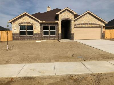 Kaufman Single Family Home For Sale: 1502 Still Meadow Drive