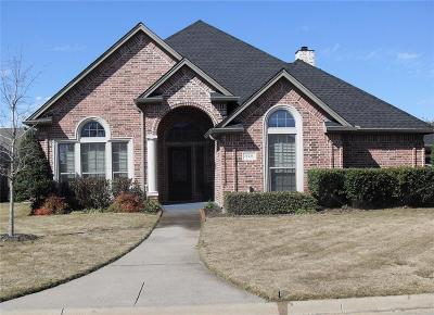 Burleson Single Family Home For Sale: 929 Thomas Crossing Drive