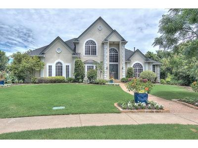 McKinney Single Family Home For Sale: 2880 Hidden Creek Lane