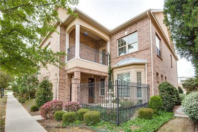Frisco Townhouse For Sale: 8341 Moore Street