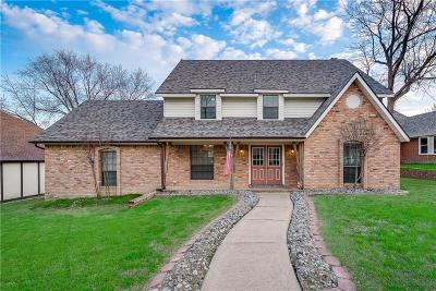 Wylie Single Family Home For Sale: 308 Woodhollow Court