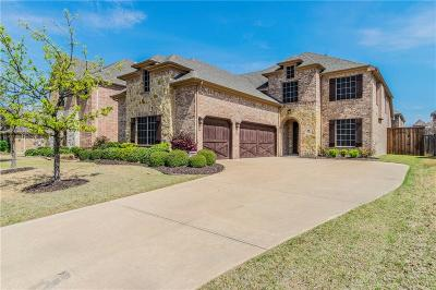 Keller Single Family Home For Sale: 1709 Grand Meadows Drive