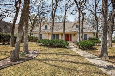Irving Single Family Home For Sale: 1523 Live Oak Drive