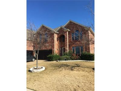 Frisco Residential Lease For Lease: 5532 Imperial Meadow Drive