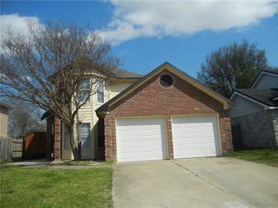 Fort Worth Single Family Home For Sale: 8425 Ohara Lane