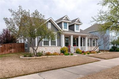 North Richland Hills Single Family Home Active Kick Out: 6224 Winter Park Drive