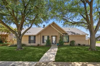 Dallas Single Family Home Active Contingent: 6602 Gentle Wind Lane