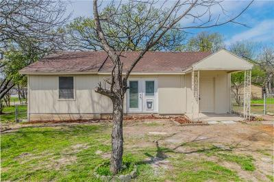 Fort Worth Single Family Home For Sale: 2000 Roberts Cut Off Road