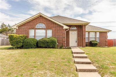 Dallas Single Family Home For Sale: 7416 Wood Slope Drive