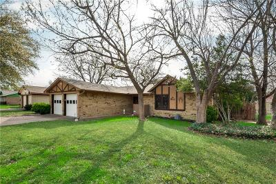 Waxahachie TX Single Family Home For Sale: $217,000