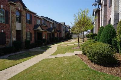 Carrollton Townhouse For Sale: 4245 Swan Forest Drive #D