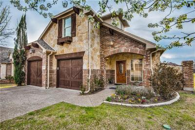 Fort Worth Single Family Home For Sale: 2107 Portwood Way
