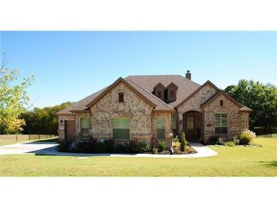 Tarrant County Single Family Home Active Contingent: 12540 Indian Creek Drive