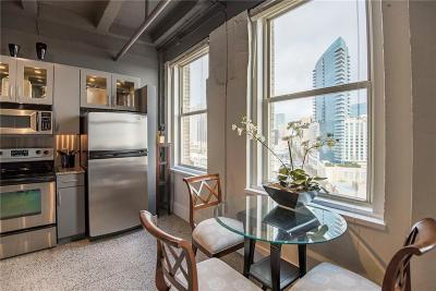 Fort Worth Condo For Sale: 221 W Lancaster Avenue #11008