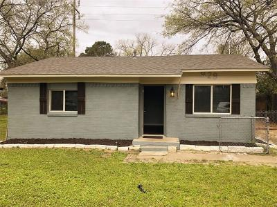 Dallas County Single Family Home For Sale: 929 Powell Circle