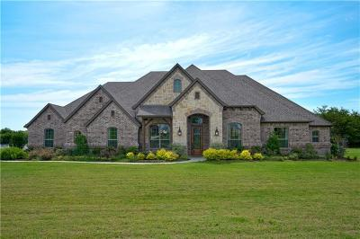 Rockwall Single Family Home For Sale: 155 Chisholm Ranch Drive