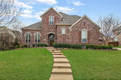 Prosper Single Family Home For Sale: 730 Essex Drive