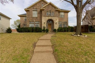 Plano Single Family Home For Sale: 2504 Meadow Hills Lane