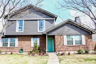 Rowlett Single Family Home For Sale: 7705 Pebble Beach Drive