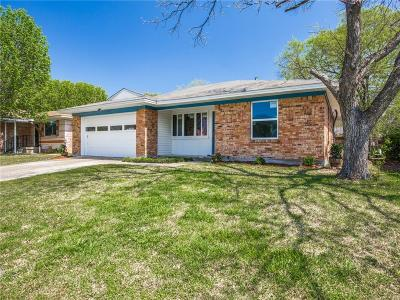 Dallas Single Family Home For Sale: 9222 Freeport Drive